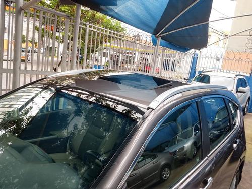 honda  crv 2.0 exl 4x4 16v gasolina 4p automático 2012