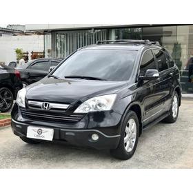 Honda Crv 2.0 Exl 4x4