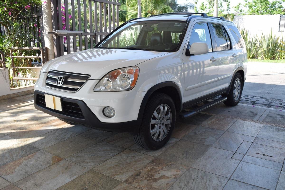 Honda Crv 2006 - $ 129,000 en Mercado Libre
