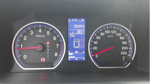 honda crv 2010 baixa km para pessoas exigentes