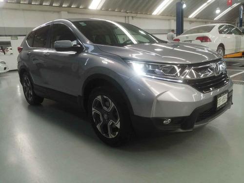 honda  crv  2018  5p turbo plus l4/1.5/t aut