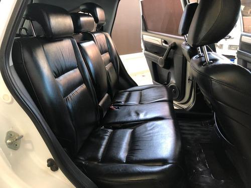 honda crv 2.4 4x4 exl automatica año 2012 blanca
