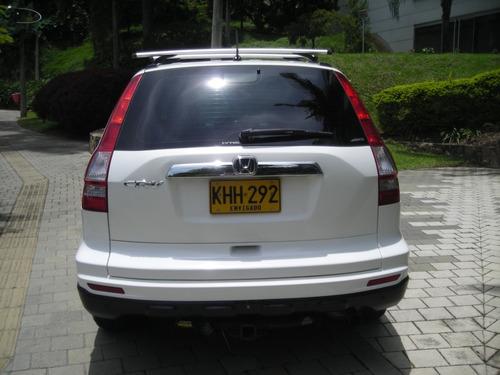 honda crv 2.4 ex 2010 automatico 4x4