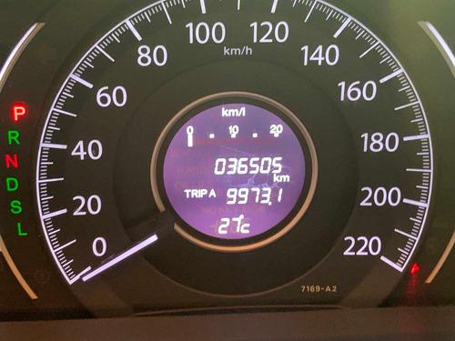honda crv city plus 2.016 4x2 automatica segundo dueño.