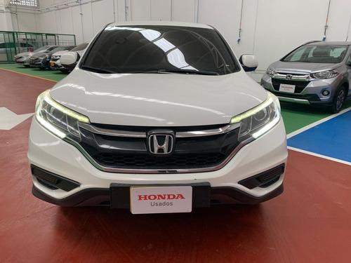 honda crv city plus 2016 blanco aut