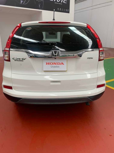 honda crv city plus 2016 blanco con garantia