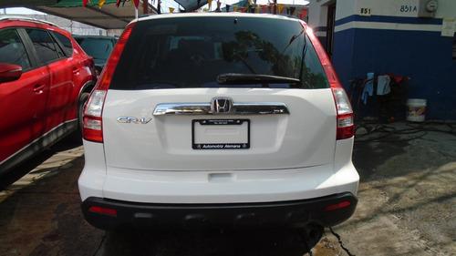 honda crv- ex  2.4   2009  tomo auto