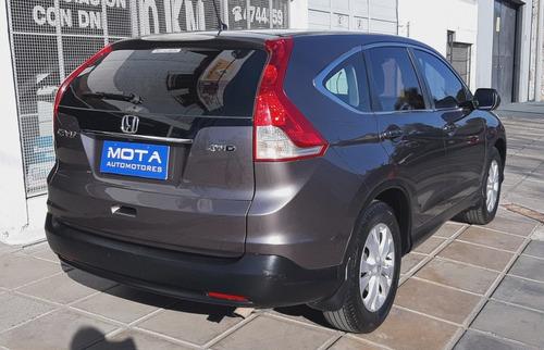 honda crv ex 2.4 aut. 4x4 - full full - m/2013