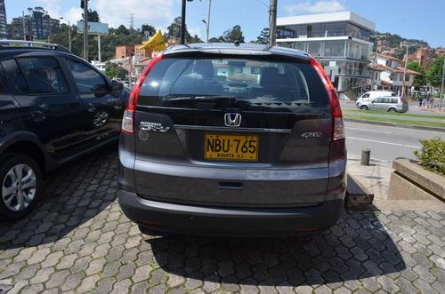 honda crv ex 4x4 aut 2012