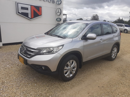 honda crv ex at 2.4l ct 4x4 certificada