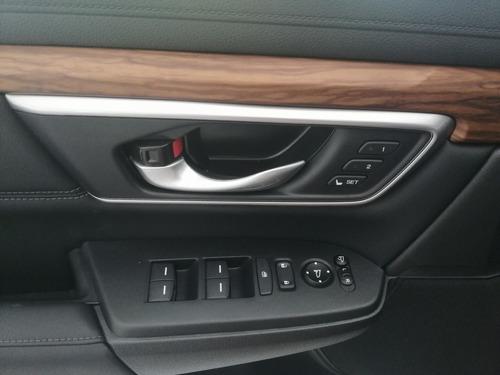 honda crv exl 1.5 turbo  4x4  - 5 puertas modelo 2020
