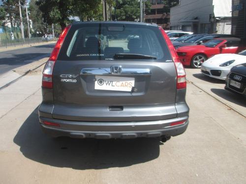 honda crv exs 4x4 2.4 aut  2011