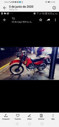 honda  ctx 200 2012