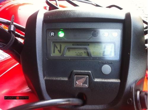 honda cuatriciclo trx 420 nuevo !! puntomoto !! 11-2708-9671