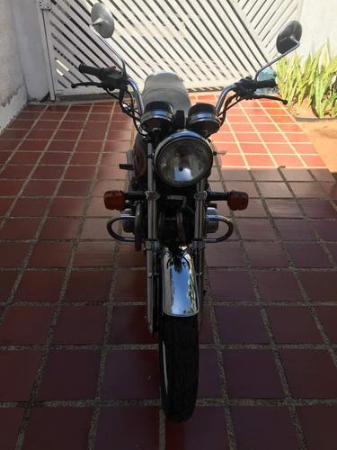 honda custom 650