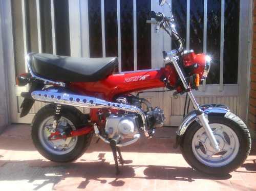 honda dax 70cc - jc 70cc - corona de distribucion