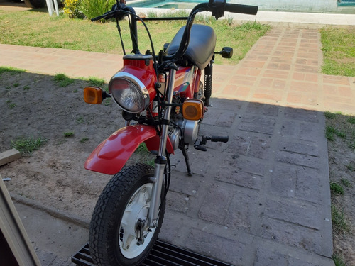 honda dax ct70 original de coleccion