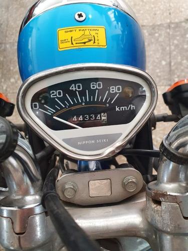 honda dax  modelo 2001 usada impecable