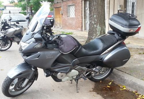 honda deauville nt 700 como nueva! 44184 k. última oferta !!