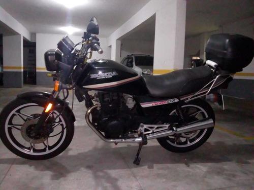 honda dx 450/88 preta