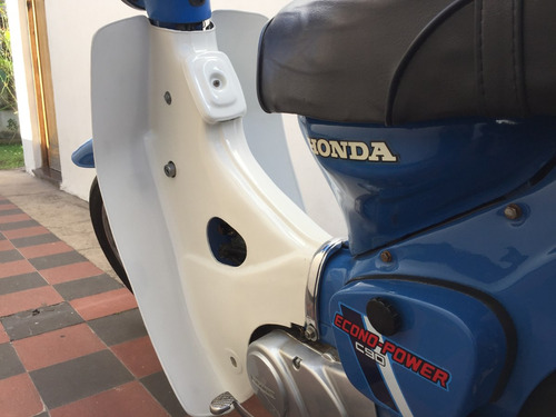 honda econo power c90