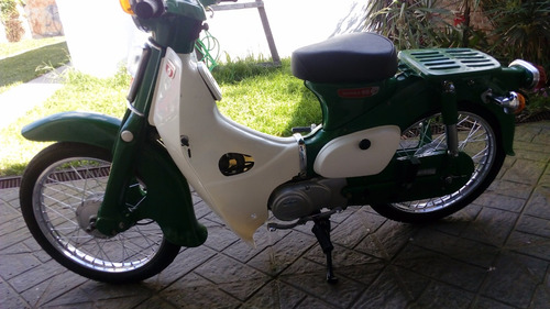 honda econo power c90!!