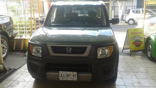 honda element sprt utility 2003 verde $105,000.00