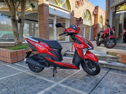 honda elite 125 -0km- consulte contado - masera motos-m
