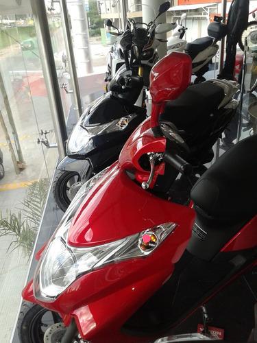 honda elite 125 0km scooter *100% financiada*