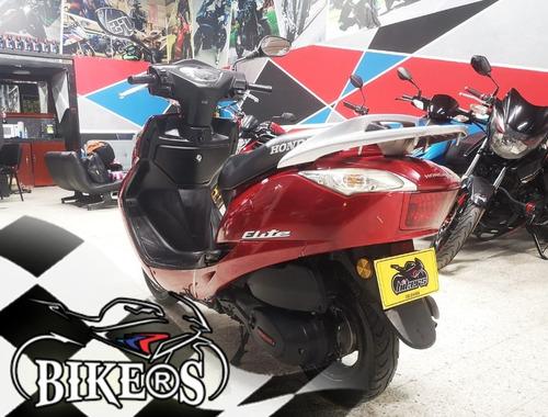 honda elite 125 2015, recibimos tu moto, bikers!!!
