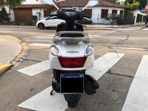 honda elite 125 2017 con 2400 km unico dueño excelente