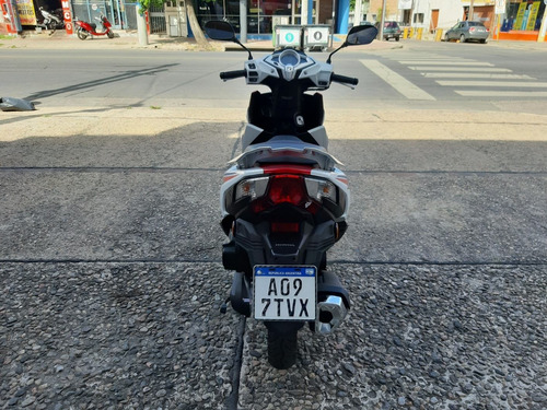 honda elite 125 2019 tricolor 2400km impecable¡¡¡