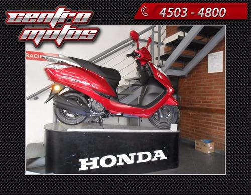 honda elite 125 ant y 18 x $2534 o mejor cont centro motos
