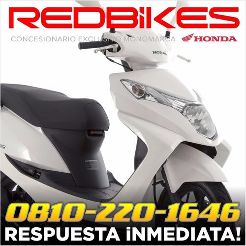 honda elite 125 concesionario oficial redbikes