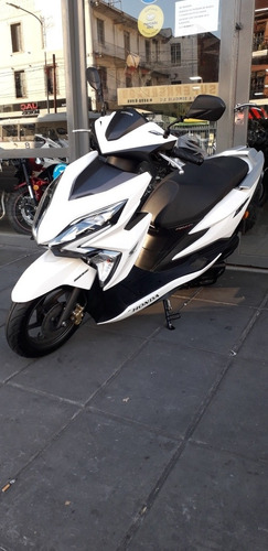honda elite 125  financio permuto qr motors