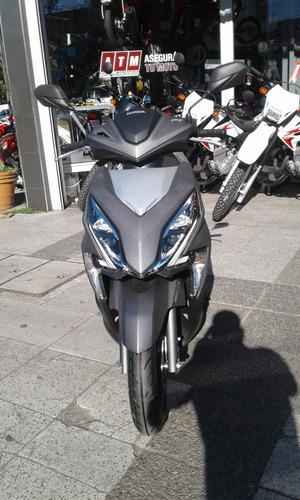 honda elite 125 financio scooter automatica 0km centro motos