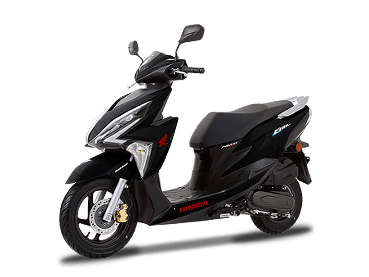 honda elite 125 negro 2018 0km scooter avant motos 77. Black Bedroom Furniture Sets. Home Design Ideas