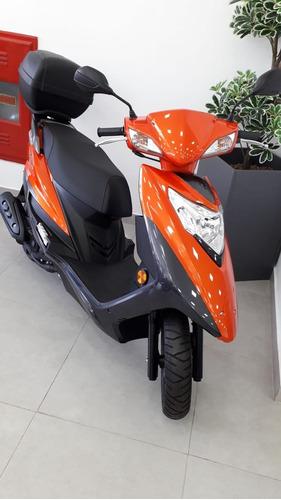 honda elite 125 - promoção suzuki lindy 125cc 0km 2018/2019