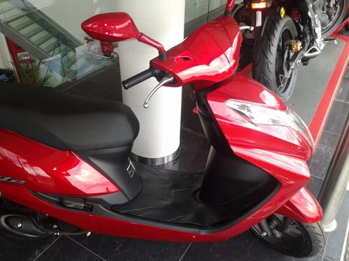 honda elite 125 scooter