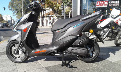 honda elite 125 scooter ah12/18 tab digital 0km centro motos