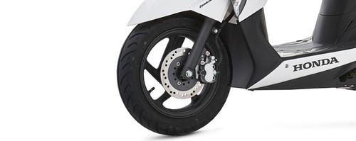 honda elite 125 scooter ah12/18 tricolor 0km centro motos