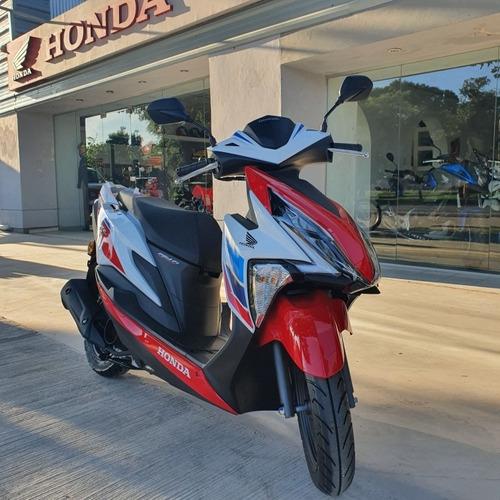 honda elite 125 tricolor 0km 2020 - ahora 18 - masera motos