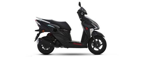 honda elite 125 tricolor - 0km - masera motos - w -