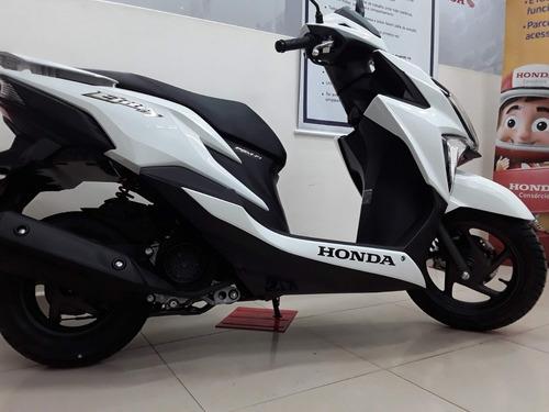 honda elite 125cc 0-km cbs automatico painel digital