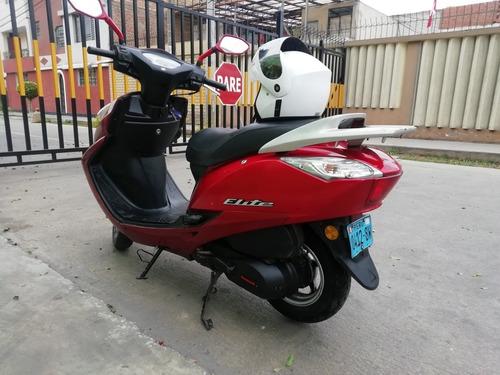 honda elite 125cc - 2015