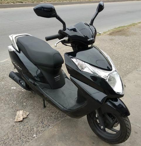 honda elite 125cc 2017 km850