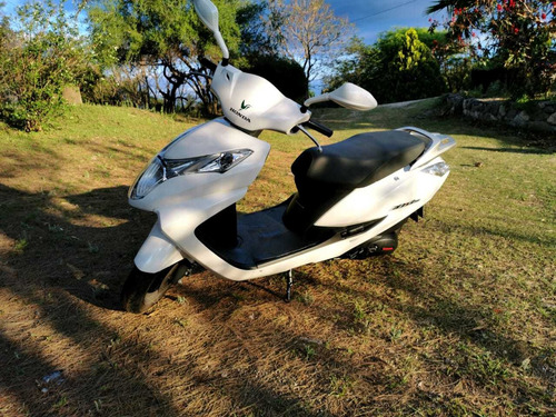 honda elite 125cc 2018 impecable