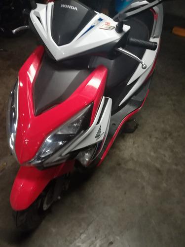 honda elite 125cc tricolor 2018