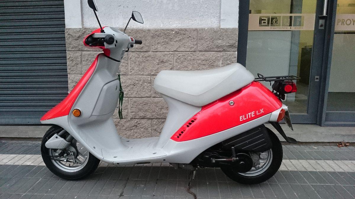 Honda Elite Lx 100  Jap U00f3n  U00danica