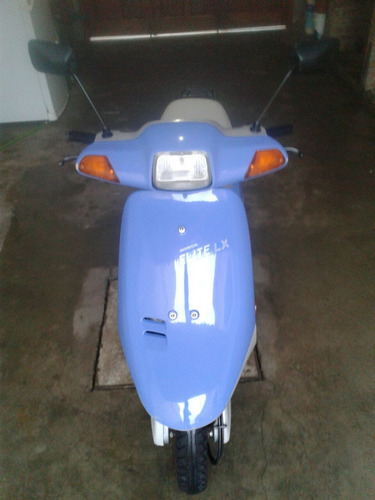 honda elite lx 50cc japonesa